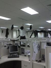 L'ambiance au bureau