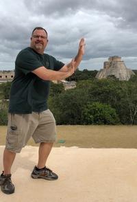 Régis voit toujours les touristes faire ça