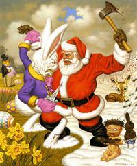 Noël vs Pâques