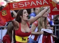 les hooligans espagnols débarquent à Toulouse...