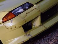 La voiture de Frankenstein