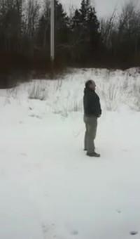 Le lancer de caca