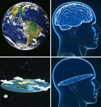 L'explication à la théorie de la Terre plate enfin trouvée