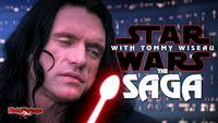 Tommy Wiseau dans Star wars. Attention, vidéo de 20 minutes quand même.