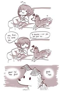 Si les chiens pouvaient parler