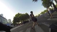 Du vélo rapide à Paris
