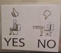 Robot restrooms