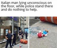 Encore des images terribles de violences policières