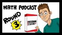 Math Podcast round 3 - Caljbeut - Cartoons Trashs