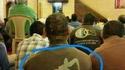 Pendant le prêche de l'imam...
