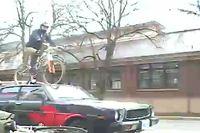 Stunt en VTT