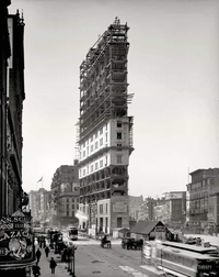 Times square (New York) en 1903
