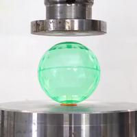 Presse hydraulique et super balle