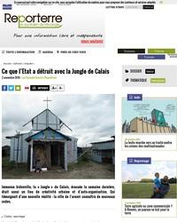 La Jungle de Calais, un autre regard sur ce bidonville du nord de la France