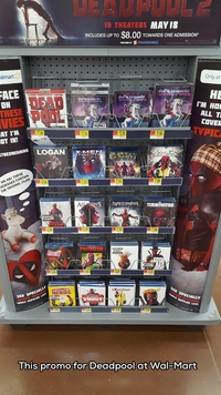 Campagne marketing deadpool