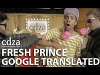 Fresh Prince of Bel-Air par 64 traduction Google