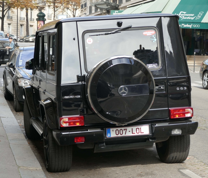 Un agent (presque secret) belge.