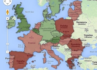 Où immigrent les 'cerveaux' de l'Union Européenne en Union Européenne?