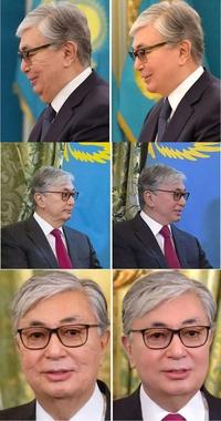 Tokayev, président du Kazakhstan