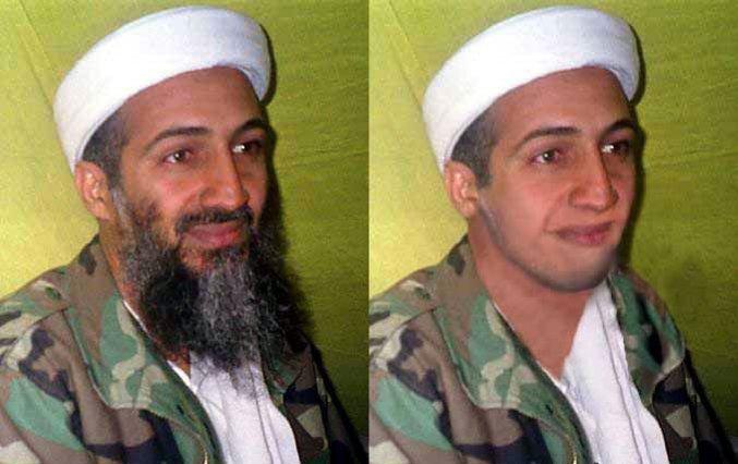 A quoi Ben Laden ressemblerait si il se rasait...