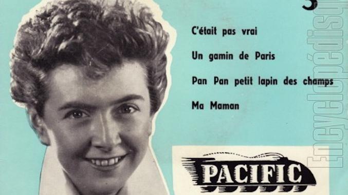 """Elle a fait les Beaux-Arts, lesbienne (ce qui fit couler beaucoup d'encre à l'époque,)chanteuse compositrice-auteure-interprète, sculptrice sur feuilles métalliques.  Ses deux plus gros tubes sont devenus des """"classiques"""" : Un Gamin d'Paris: https://www.youtube.com/watch?v=oE1Vl78Jo5s et Ma Maman https://www.youtube.com/watch?v=5_tcMW4TH0I"""