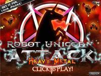 Dark Robot Unicorn Attack