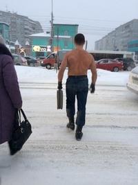 Un russepart au boulot