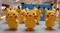 Pikachu - Gaze