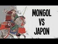 Mongol contre Japonais