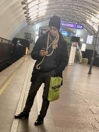 Suicide dans le métro ?