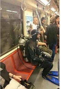 Violents orages à Paris