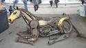 Un cheval mécanique
