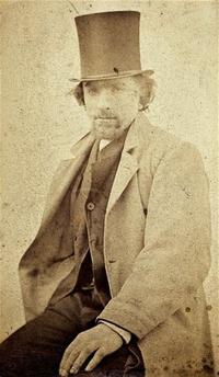 Portrait d'Auguste Rodin