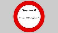 Pourquoi l'Hydrogène ?