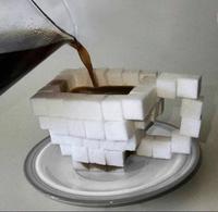 Combien de café dans votre sucre ?