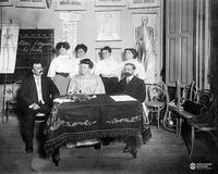 Argentine 1909: La doctoresse Cecilia Grierson est la première Présidente-femme ...