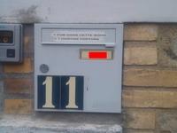 Une boîte aux lettres lombrikienne