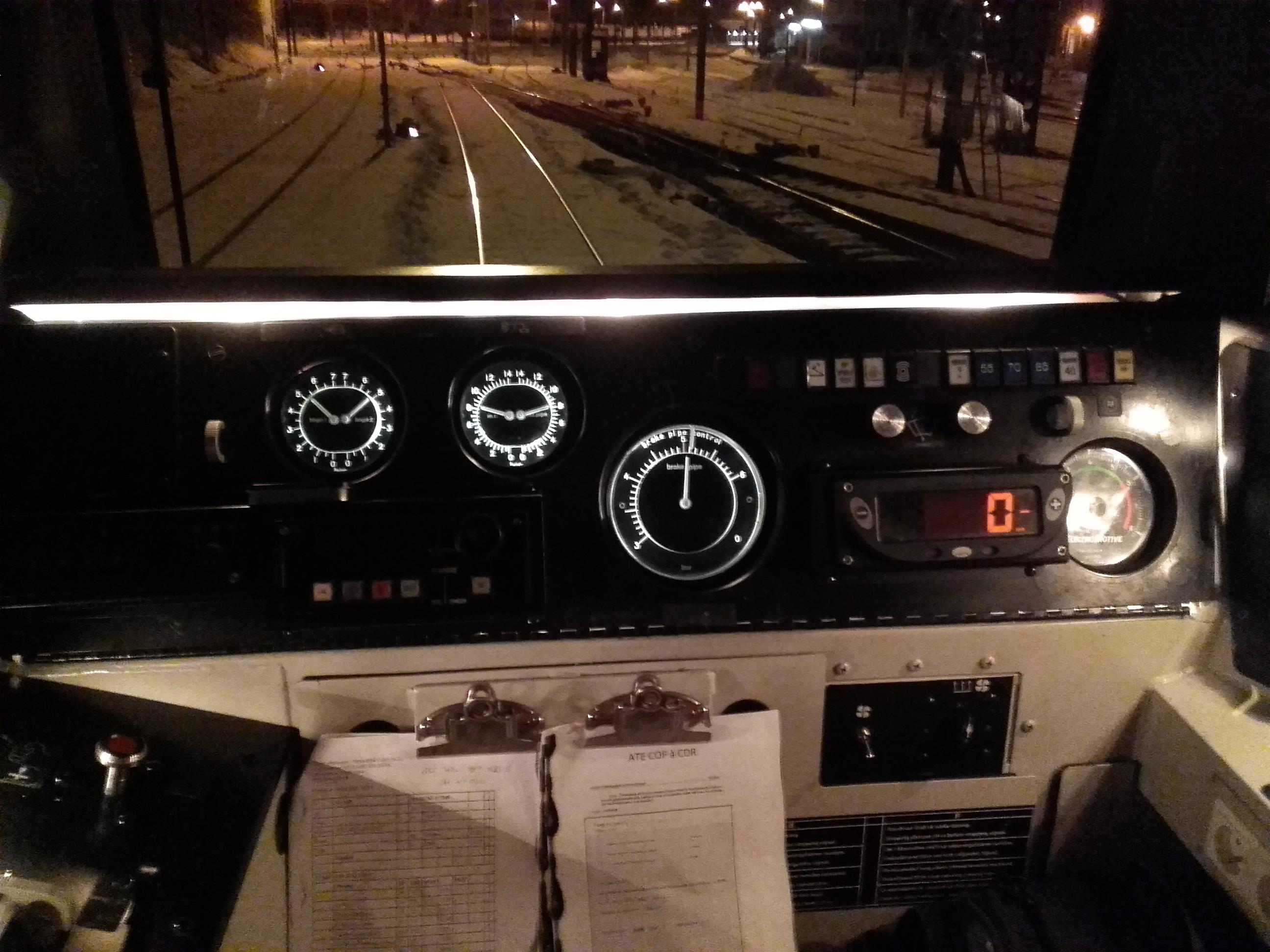 Face cab 77