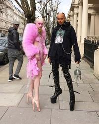 Le roi et la reine du bal