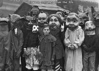 Costumes pour Halloween dans les années 30