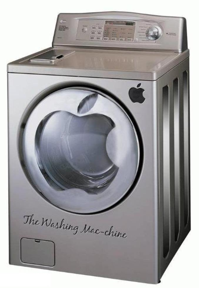 Une MAChine à lessiver