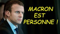 Docteur Alwest - Macron est personne