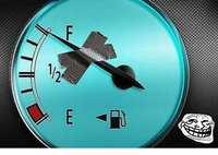 Problème d'essence ?