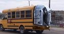 Les bus scolaires américains sont désormais parés contre toute attaque