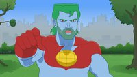 Captain Planet rampage