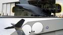 Une porte de hangar pour avion qui sort de l'ordinaire