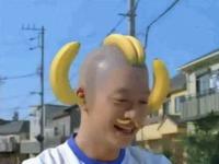 L'homme-banane