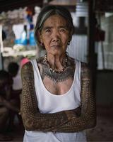 Whang-od Oggay, une tatoueuse filippinene de 103 ans