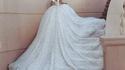 Traîne de mariée un chouïa prétentieuse