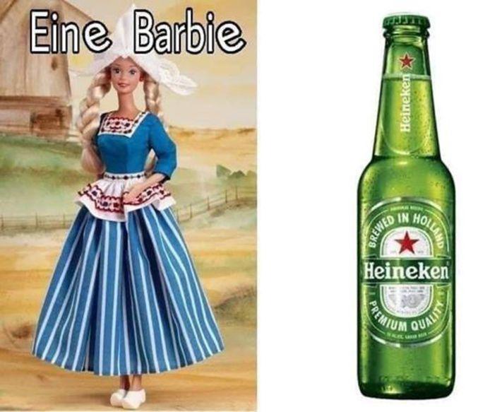 Vous reprendrez bien une Barbie ?